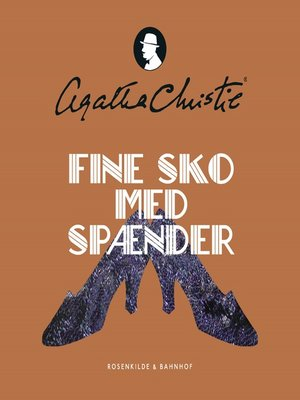 cover image of Fine sko med spænder