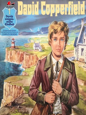 cover image of David Copperfield, Folge 1