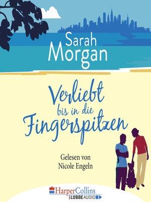 cover image of Verliebt bis in die Fingerspitzen