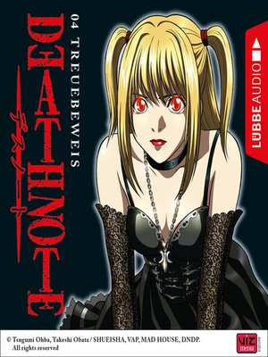 cover image of Death Note, Folge 4