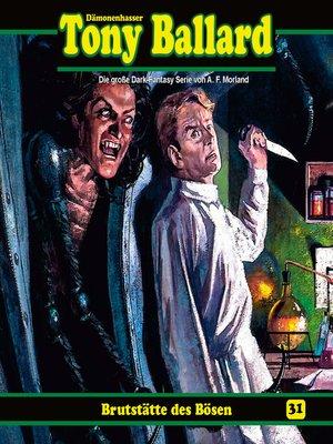 cover image of Tony Ballard, Folge 31