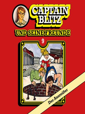 cover image of Captain Blitz und seine Freunde, Folge 9