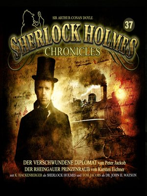 cover image of Sherlock Holmes Chronicles, Folge 37
