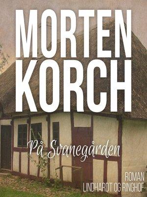 cover image of På Svanegården