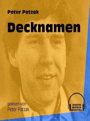 cover image of Decknamen