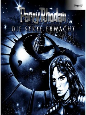 cover image of Perry Rhodan, Folge 15