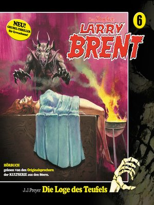 cover image of Larry Brent, 6