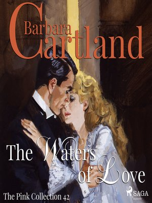 cover image of The Waters of Love--The Pink Collection 42