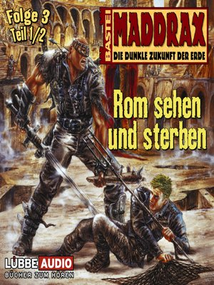 cover image of Maddrax, Folge 3