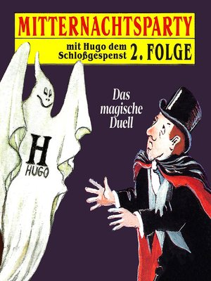 cover image of Mitternachtsparty, Folge 2