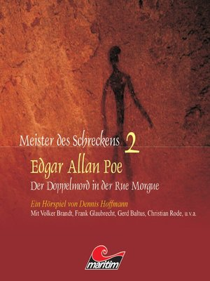 cover image of Meister des Schreckens, Folge 2