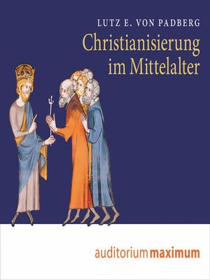 cover image of Christianisierung im Mittelalter