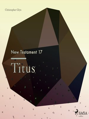 cover image of Titus--The New Testament 17