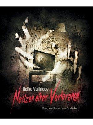 cover image of Notizen einer Verlorenen