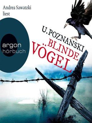cover image of Blinde Vögel
