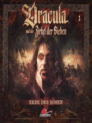 cover image of Dracula und der Zirkel der Sieben, Folge 1