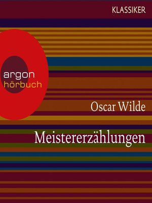 cover image of Meistererzählungen