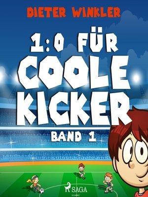 cover image of 1:0 für Coole Kicker