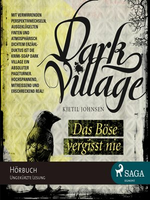cover image of Dark Village, Folge 1