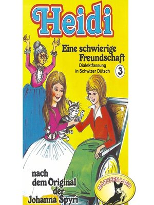 cover image of Heidi, Folge 3