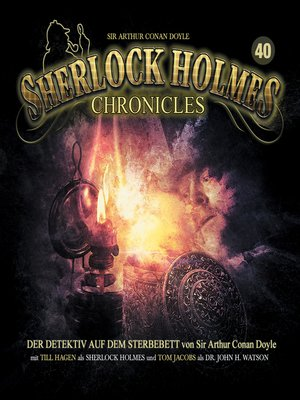 cover image of Sherlock Holmes Chronicles, Folge 40