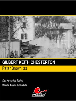 cover image of Pater Brown, Folge 33