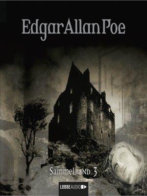 cover image of Edgar Allan Poe, Sammelband 3