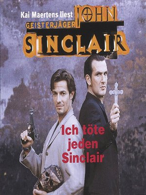 cover image of John Sinclair--Ich töte jeden Sinclair