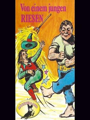 cover image of Gebrüder Grimm, Von einem jungen Riesen
