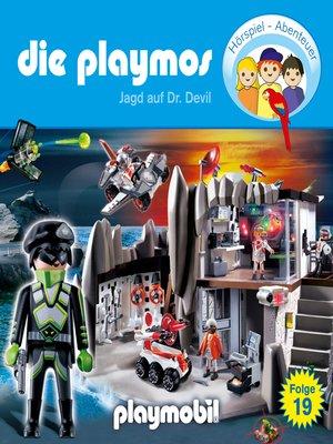 cover image of Die Playmos--Das Original Playmobil Hörspiel, Folge 19