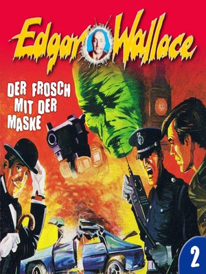 cover image of Edgar Wallace, Folge 2