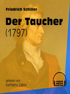 cover image of Der Taucher--1797