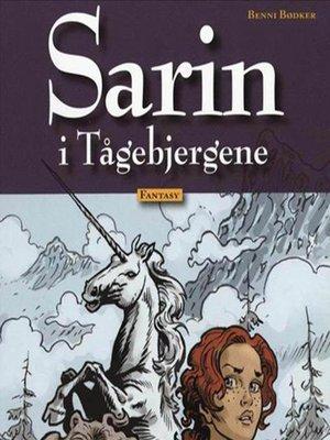 cover image of Sarin i Tågebjergene--Sarin 4