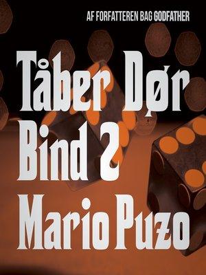cover image of Tåber dør, bind 2