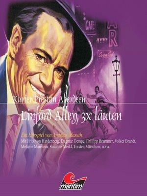 cover image of Kurier Preston Aberdeen, Folge 4