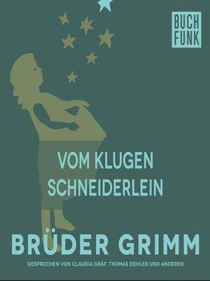cover image of Vom klugen Schneiderlein