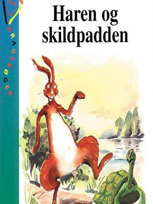 cover image of Haren og skildpadden