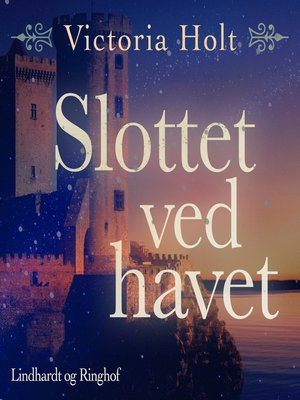 cover image of Slottet ved havet