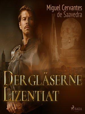cover image of Der gläserne Lizentiat