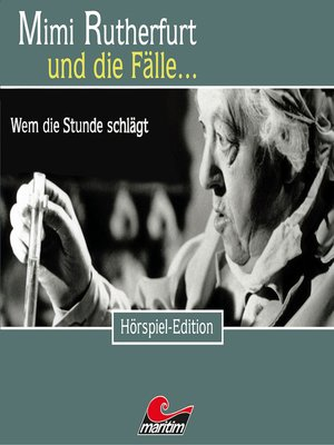 cover image of Mimi Rutherfurt, Folge 35