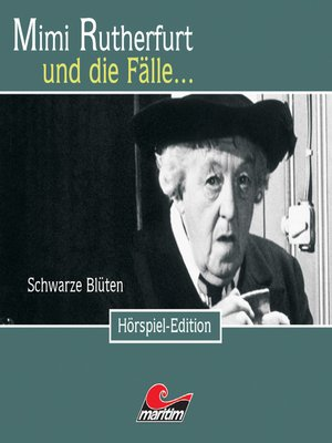 cover image of Mimi Rutherfurt, Folge 24