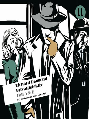 cover image of Richard Diamond, Folge 5