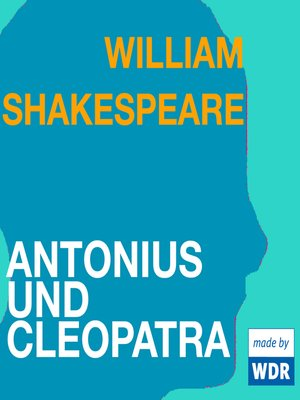 cover image of Antonius und Cleopatra