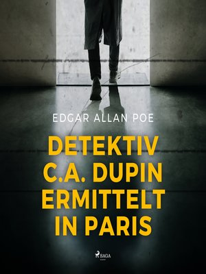 cover image of Detektiv C.A. Dupin ermittelt in Paris