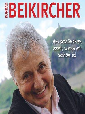 cover image of Am schönsten isset, wenn et schön is!