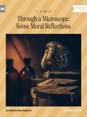cover image of Through a Microscope