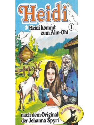 cover image of Heidi, Folge 1