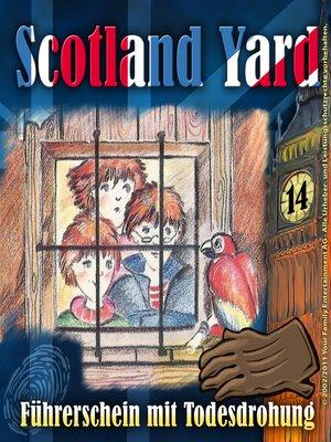 cover image of Scotland Yard, Folge 14