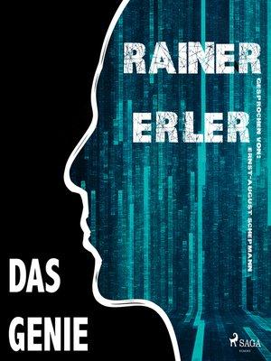 cover image of Das Genie