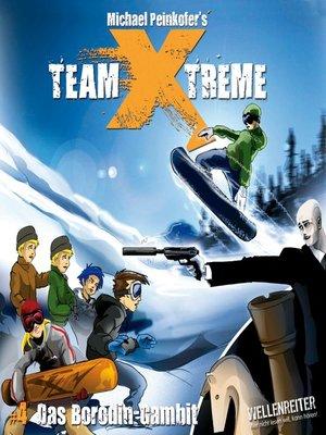 cover image of Team X-Treme, Folge 4